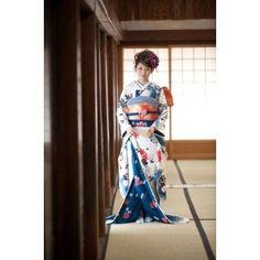 和装 Japanese Kimono wedding. Japanese Wedding Kimono, Japanese Kimono, Kimono Fashion, Women's Fashion, Kimono Style, Bride, Wedding Dresses, Beautiful, Ideas