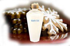 Ginger Bath Oil