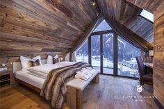 Luxus Chalet St. Ulrich in Gröden - Hüttenurlaub in Val Gardena - Gröden mieten - Alpen Chalets & Resorts