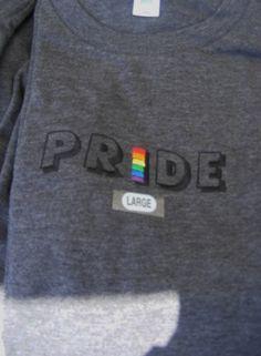 Pride t-shirts , tank tops and sleeveless shirts