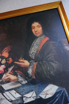 Jean Galimard, lived in Grasse, Provence in 1747 where he created Parfumerie Galimard.