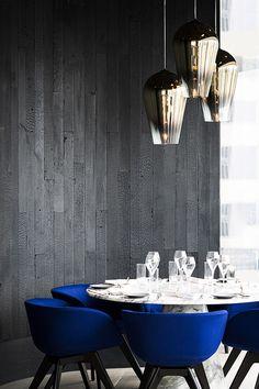 Alto  resto in Hong Kong designed by Tom Dixon  Wallpaper*
