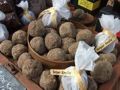 Belper Knolle from Jumi Stuffed Mushrooms, Cheese, Foods, Vegetables, Eten, Stuff Mushrooms, Food Food, Food Items, Vegetable Recipes