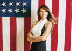 Хозяйка Белого дома: стиль Мелании Трамп
