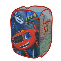 Blaze & the Monster Machines Blaze Pop-Up Hamper, Multicolor