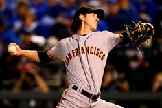 Tim Lincecum Photos - World Series Game 7: SF Giants vs. Kansas City Royals - Zimbio