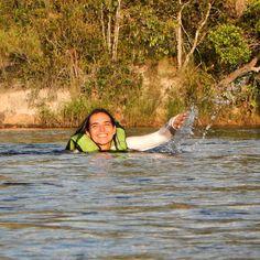 Que saudade desse dia... Flutuação no Rio Novo...  #jalapao #tocantins #cerrado #natureza #parqueestadualdojalapao #rionovo
