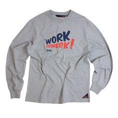 WORK SHMERK! L/SLEEVE T SHIRT No description http://www.MightGet.com/january-2017-11/unbranded-work-shmerk!-l-sleeve-t-shirt.asp