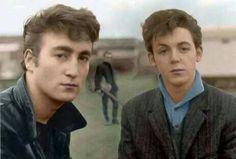 58 years ago John meets Paul. 7-6-15