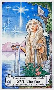 We are  on the eve of a POWERFUL New moon in Cancer tomorrow, take some time to reflect and be quiet so you can decide your intentions.  The Star Tarot  For more insight into today's Tarot card, please visit: www.tarotlifecoach.com