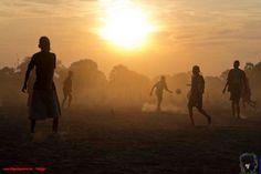 El Chad (África) www.deporteyartesolidario.tv Enero 2013 Cooperación y compañerismo