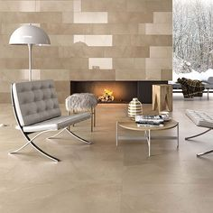 Rectified Wall & Floor Tile By Italian tile manufacturers ABK Marble Tiles, Marble Floor, Italian Tiles, Tile Manufacturers, Marble Effect, Wall And Floor Tiles, Barcelona Chair, Porcelain Tile, Luxury Homes