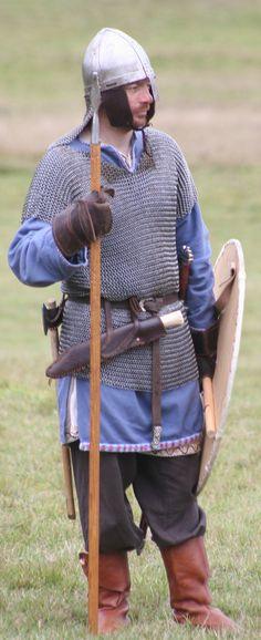 Saxon battle of Hastings