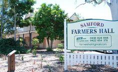 Samford Village Heritage Trail