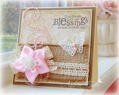 Unknown Blessings by AndreaEwen - Cards and Paper Crafts at Splitcoaststampers