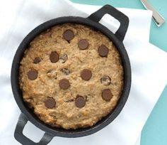 Chocolate chip oatmeal cookie - Finding Vegan | #Vegan recipes
