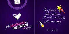Yeh Jawaani Hai Deewani...© Dhruv Parnami