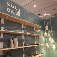 Another view of our soudabrooklyn booth at icff via hautelivingusa