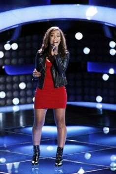 The Voice 2015 Spoilers: India Carney Blind Audition (VIDEO)