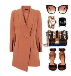 """""""Butterfly Effect"""" by zeineb-ayachi ❤ liked on Polyvore featuring Valentino, Givenchy, Bulgari, Marc Jacobs and Tom Ford"""