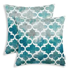 DENY Designs Khristian a Howell Bryant Park 3 Throw Pillow 16-Inch by 16-Inch
