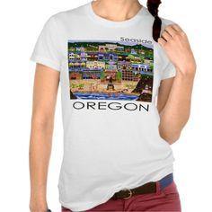 T-Shirt Seaside Oregon