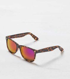 AEO Mirrored Icon Tortoise Sunglasses - Buy One Get One 50% Off