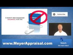 How Much Should You Pay For An Appraisal - http://www.youtube.com/user/MEYERAPPRAISAL