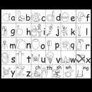 Alphabet Cards product from Kindergarten-Supplies on TeachersNotebook.com