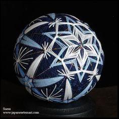 Blue Temari