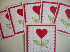 2074 Best Valentine S Day Images Handmade Cards Heart Cards