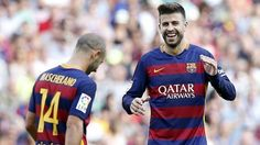 PSG-BARCA : L'équipe Catalane a aussi des absents ! - http://www.le-onze-parisien.fr/psg-barca-lequipe-catalane-a-aussi-des-absents/