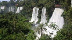 Iguazu National Park, Brazil and Argentina