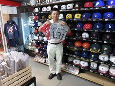【新宿1号店】2014.10.14 少年野球の選手へのプレゼントでご購入いただきました。是非、選手達も連れてのご来店お待ちしております!