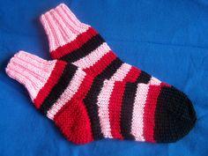 15  Handgestrickte farbenfrohe Damensocken von knitthouse1 auf Etsy