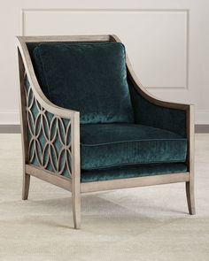 Massoud Tahoe Accent Chair
