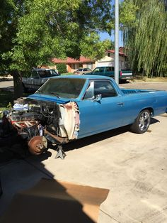 My 67 Elco Project