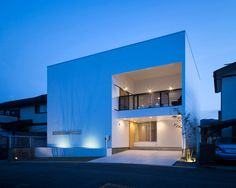 yoshiaki yamashita completes house with north side terrace in oaska - designboom | architecture