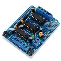>> Click to Buy << 2017 L293D 4-Channel Stepper Motor Driver Board Control Shield Module Expansion Board 4.5-36V DC For Arduino Mega2560 #Affiliate