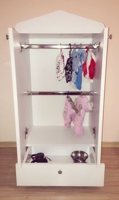 Wardrobe for your dog