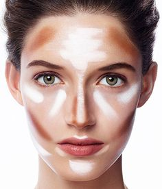Best Contouring Makeup for an Oval Shaped Face! | Sephora #contorno #iluminación #maquillaje