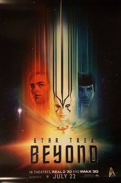 Star Trek: Beyond [Good]  An enjoyable romp that married Fast & Furious with Star Trek, retaining the core of what Star Trek is about (even direct lifts from the original films and TOS) and adding lots of salt and pepper. Bustling, busy and grand.