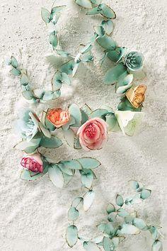 Gorgeous garlands