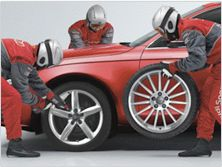 Save 10% Audi Genuine Wheel & Tire Packages* Personalize your Audi with a Genuine Whe