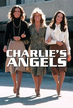 Publicity Photos Season 1 on Charlie's Angels 76-81 - http://ift.tt/2sXHoaz