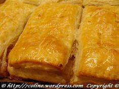 Spanakopita, Something Sweet, Cooking Recipes, Sweets, Bread, Cheese, Ethnic Recipes, Food, Apples