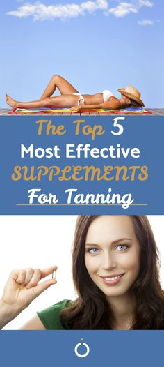 Tanning is something which comes more easily to some than others. Giving yourself the edge to look tanned and healthy is best done with natural supplements which don't cause any adverse harm when you take them. Best Supplements, Natural Supplements, Beauty Tips, Beauty Hacks, Natural Tan, Healthy Lifestyle Tips, Summer Bucket, Tan Skin, Vitamins