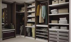 opção de closet