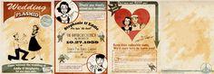 Bioshock Wedding Invitation by MarionetteDolly.deviantart.com on @deviantART