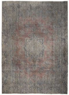 Colored Vintage tapijt 265x375